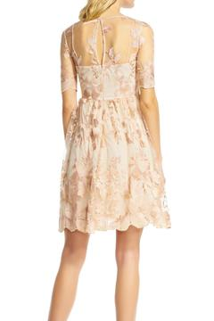 Shoptiques Product: Embroidered Party Dress