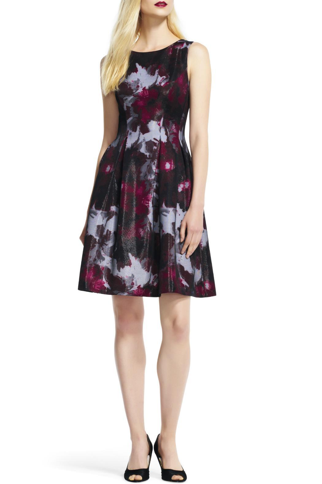Adrianna Papell Fit & Flare Dress - Main Image