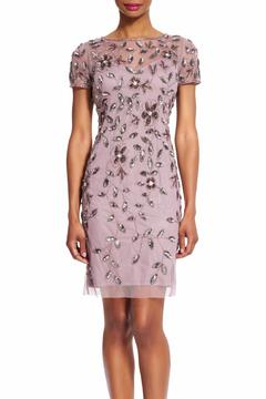 Shoptiques Product: Floral Beaded Dress