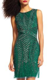 Adrianna Papell Hunter Beaded Dress - Product Mini Image
