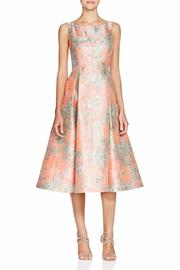 Adrianna Papell Jacquard Midi Dress - Product Mini Image