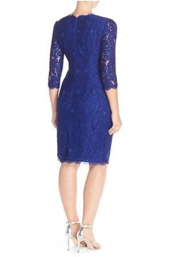 Adrianna Papell Lace Wrapped Dress - Alternate List Image