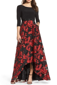 Adrianna Papell Rose Maxi Gown - Product List Image