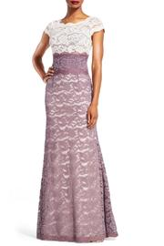Adrianna Papell Sable Eggshell Gown - Product Mini Image