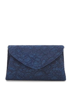 Adrianna Papell Seta Midnight Clutch - Product List Image
