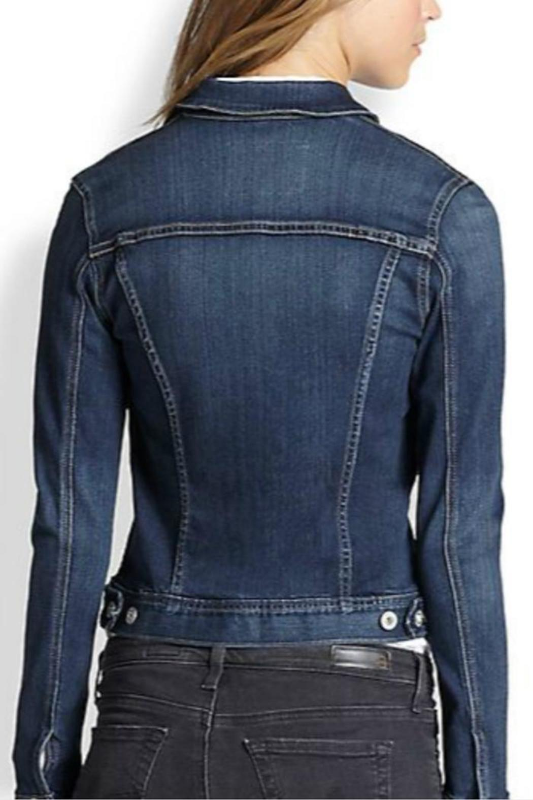 Adriano Goldschmied Robyn Jacket - Back Cropped Image