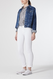 Adriano Goldschmied Prima Sateen Jean - Front cropped