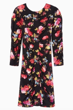 Parker Adrienne Floral Dress - Alternate List Image