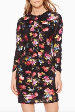 Parker Adrienne Floral Dress - Product List Image