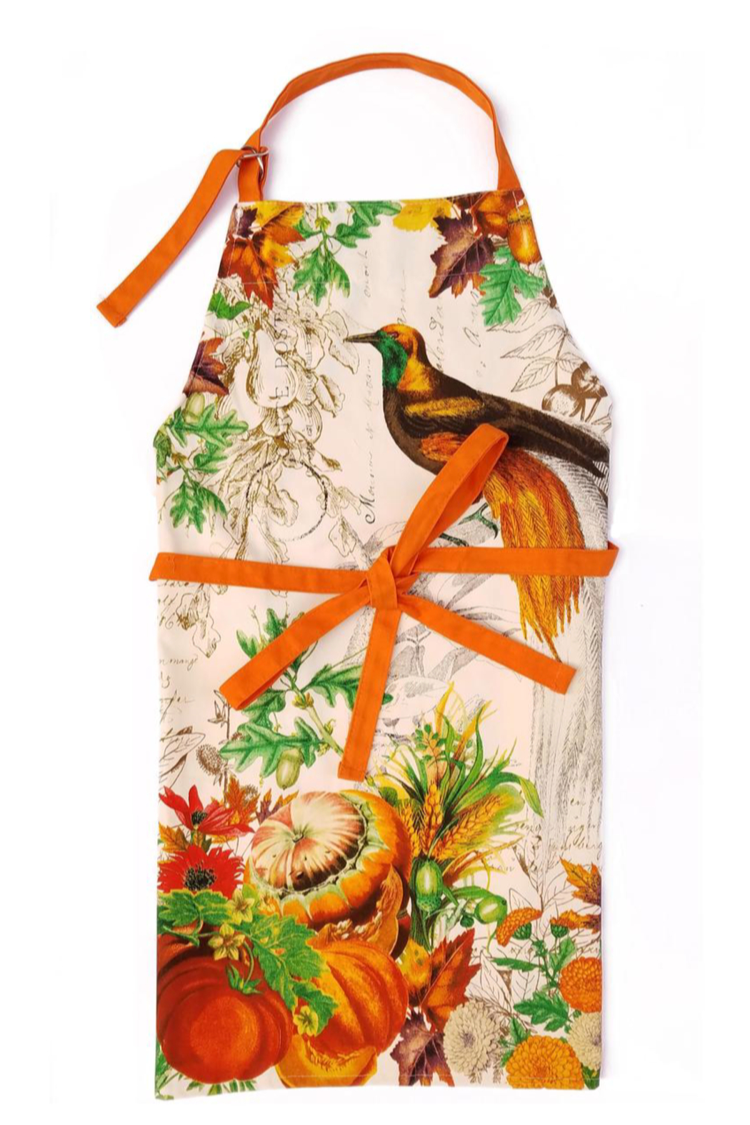 Michel Design Works Autumn & Holiday Adult Aprons - Front Cropped Image