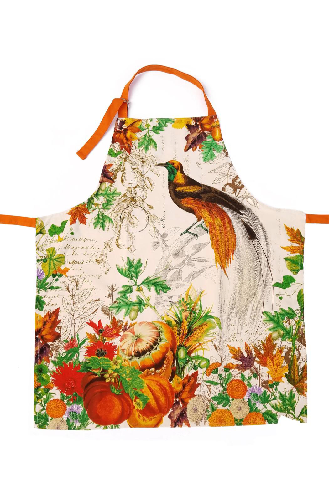 Michel Design Works Autumn & Holiday Adult Aprons - Front Full Image