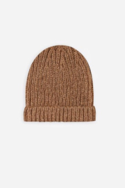Rylee & Cru Adult Beanie In Caramel - Product Mini Image