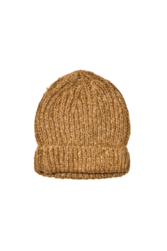 Rylee & Cru Adult Beanie In Caramel - Alternate List Image