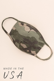 Gilli Adult Camo Face Mask with Filter Pocket - Product Mini Image
