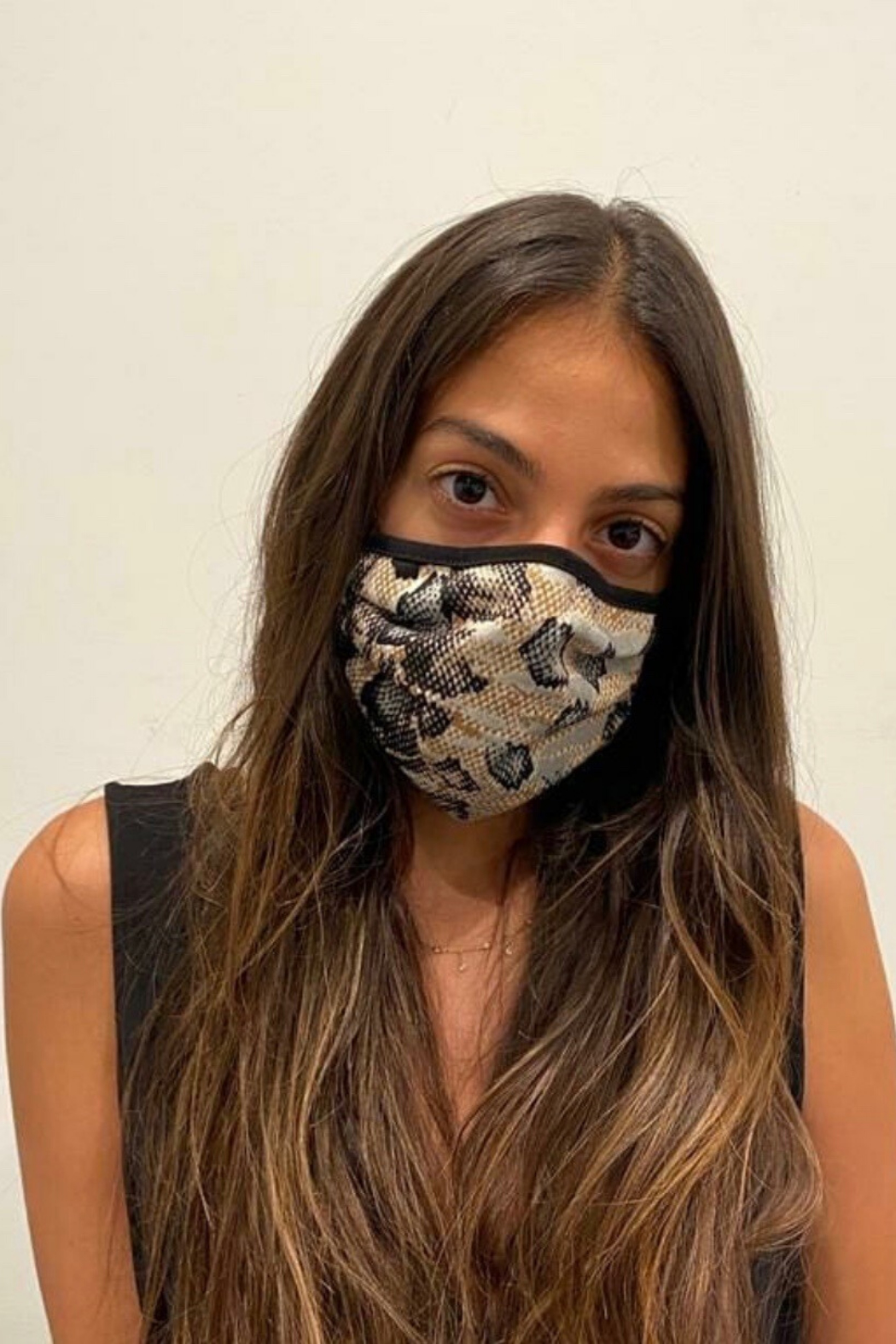 Ariella USA Adult Face Mask - Front Cropped Image
