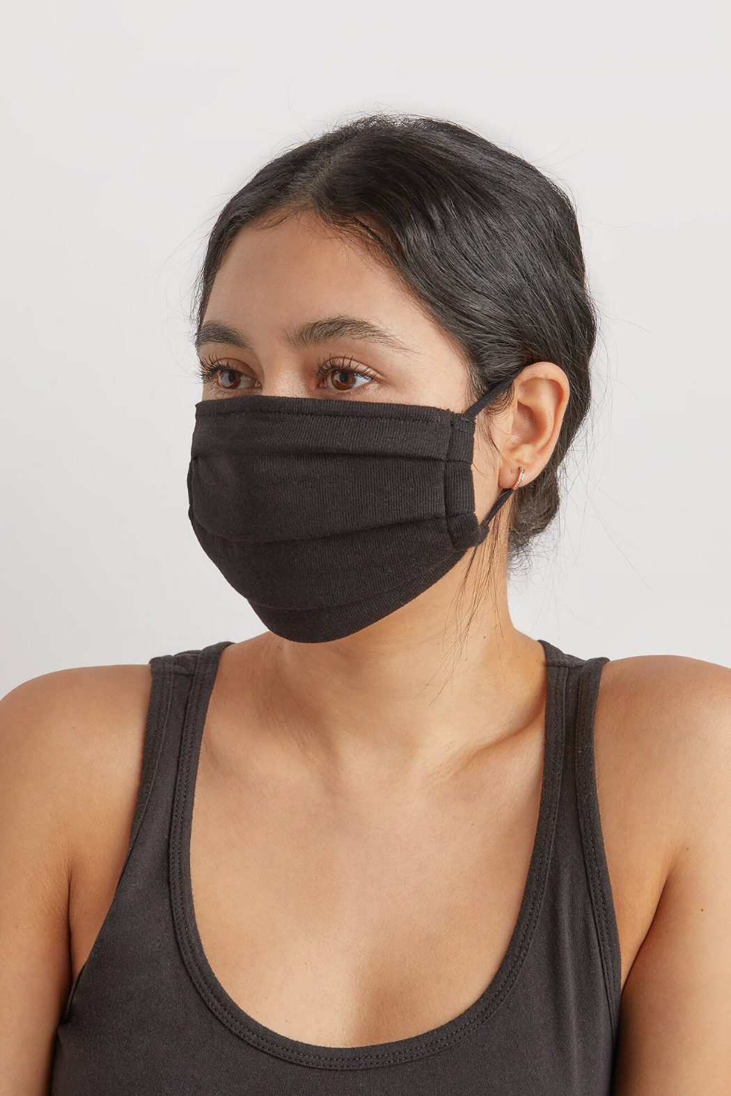 z supply Adult Face Mask - Front Cropped Image