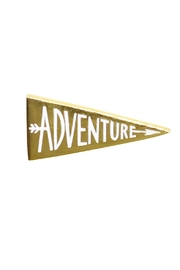 Worthwhile Paper Adventure Gold Pin - Product Mini Image