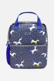 Joules Adventure Horse Spot Rubberised Backpack - Product Mini Image