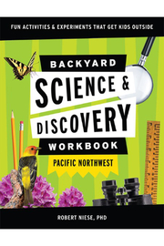 Adventure Keen Adventure Publications Backyard Science & Discovery Workbook: Pacific Northwest - Product Mini Image