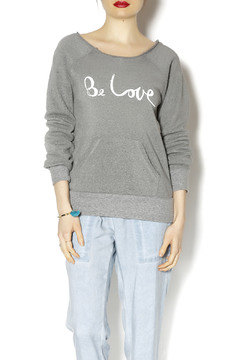 Be Love Eco Fleece Pullover - Product List Image