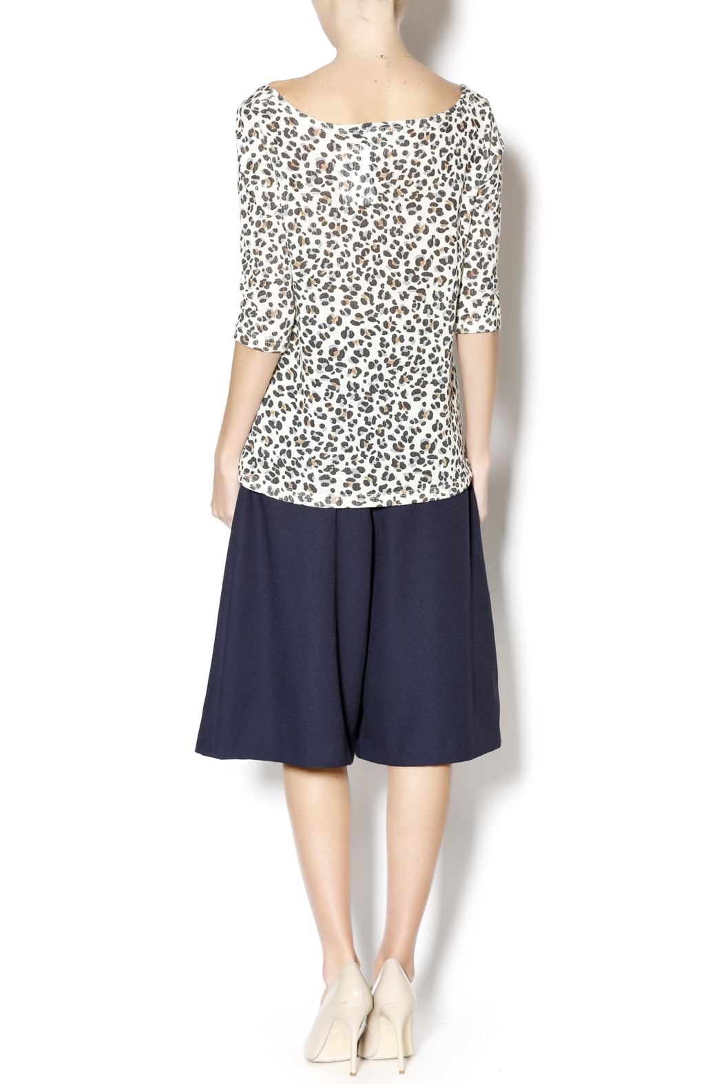 MINKPINK Cool Cat Tunic Tee - Side Cropped Image