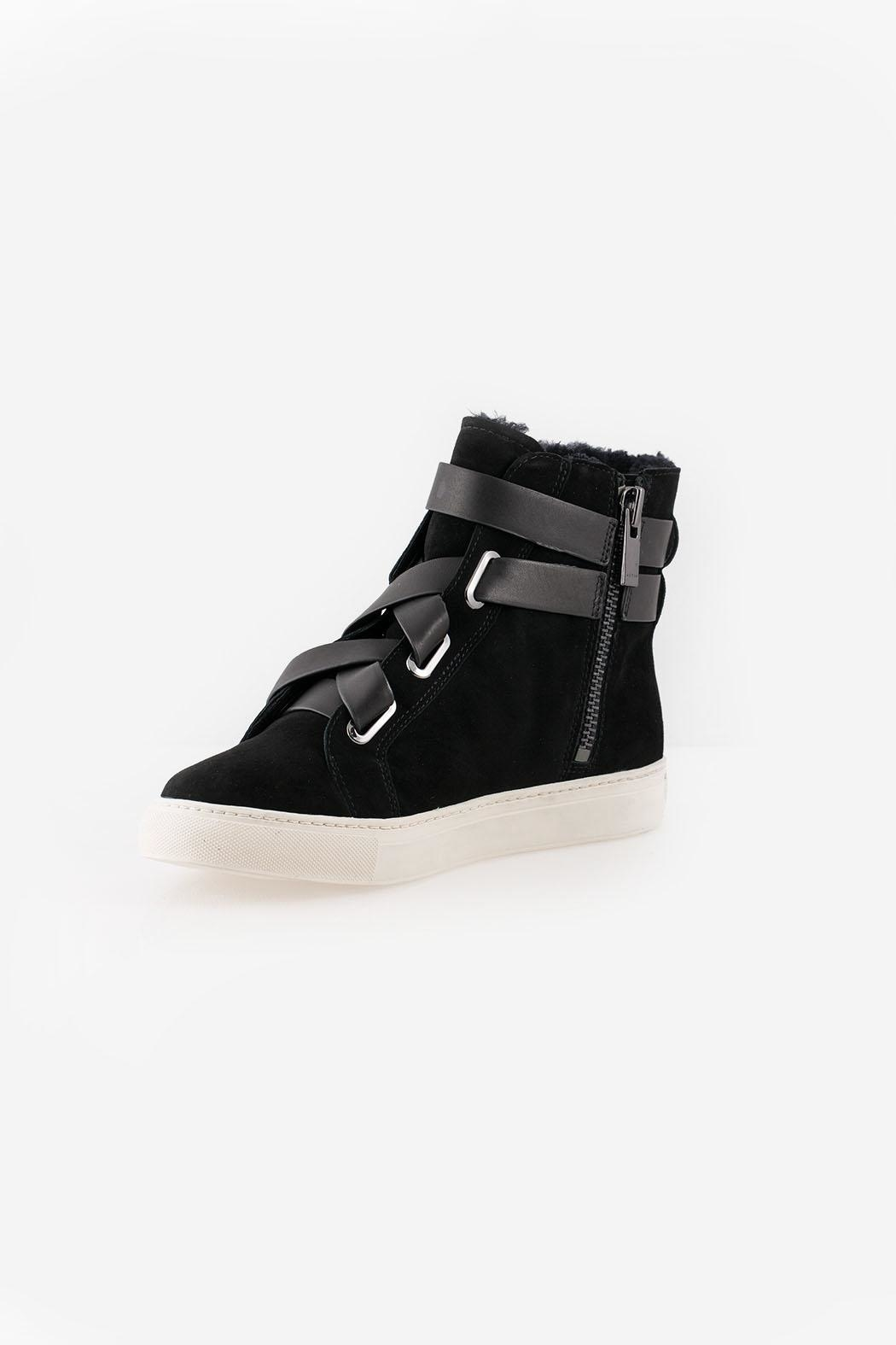 Aerin Baillee Suede Sneakers - Main Image