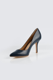 Aerin Navy Heel - Product Mini Image