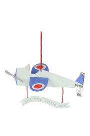 Meri Meri  Aeroplane Hanging Card - Product Mini Image