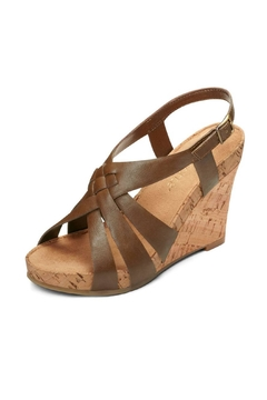 Shoptiques Product: Weave Wedge Heels