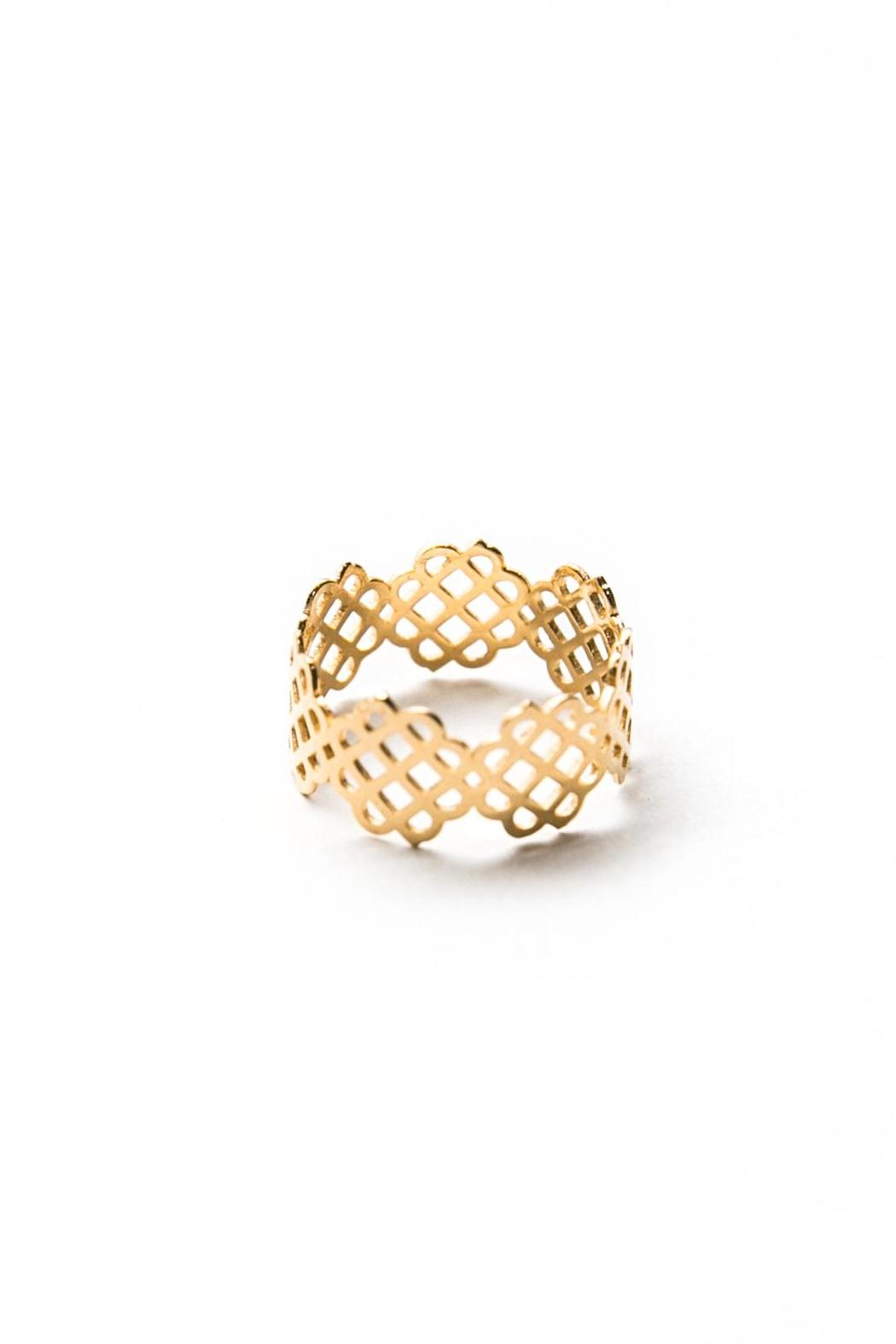 Millie Jewelry Millie Infinity Ring - Main Image