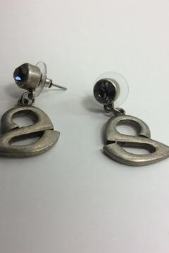 Shoptiques Product: Antic Silver Earring