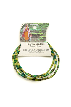 The Leakey Collection Zulu Cause Bracelet - Alternate List Image