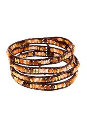 Ananda Cotton Wrap Bracelet - Product Mini Image