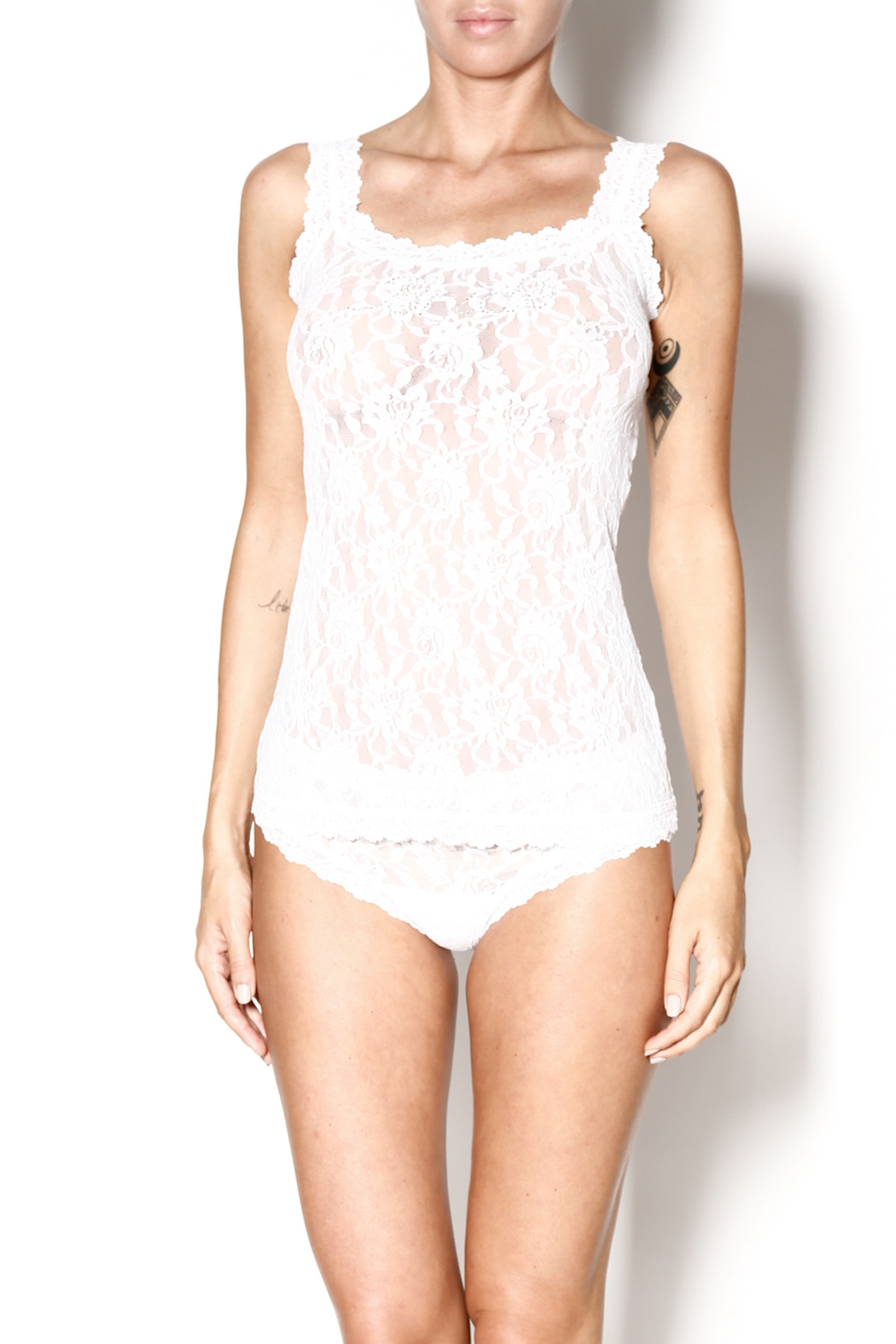 aad3756a977659 Hanky Panky Bride Lace Tank from New York by Scandia House — Shoptiques