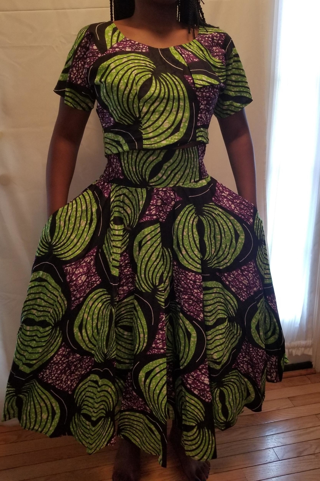 Occasions By Diane African Skirt - Main Image
