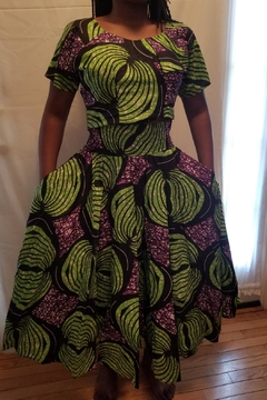 Occasions By Diane African Skirt - Alternate List Image