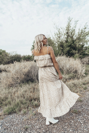 Girl in the Sun After Dawn Maxi Dress - Side cropped