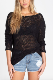 Billabong After Glow Wrap Sweater - Product Mini Image
