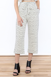 Shoptiques Product: Stripe Cropped Pants