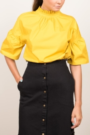 After Market Boxy Mustard Top - Product Mini Image