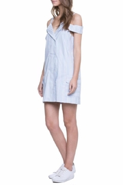 After Market Collar Dress - Product Mini Image