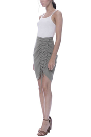 After Market Gathered Detail Skirt - Side cropped