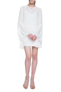 After Market Ruffle Skirt Dress - Product List Image