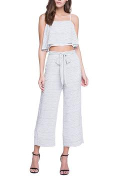 After Market Striped Pant Set - Product List Image