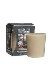 Bridgewater Candle Company Afternoon Retreat Votive - Product Mini Image