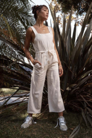 SAGE THE LABEL Afton Jumpsuit - Product Mini Image
