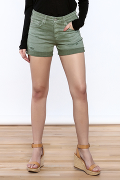 AG Adriano Goldschmied Green Jean Short - Product List Image