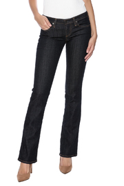 AG Adriano Goldschmied Olivia Boot Cut - Front cropped
