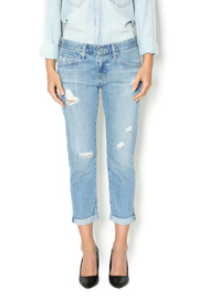 AG Ex Boyfriend Slim Jeans - Product Mini Image