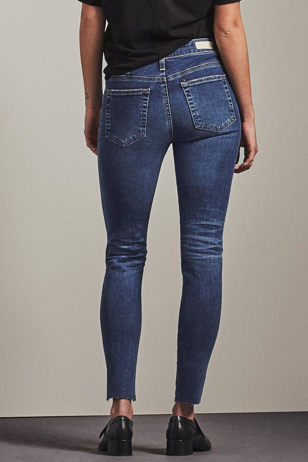 AG Farrah Skinny Ankle - Side Cropped Image